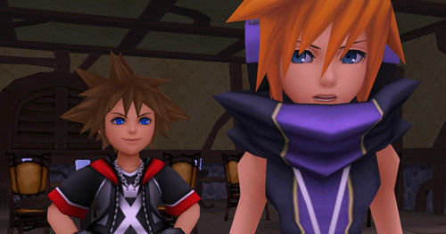 Here's Neku from The World Ends With You.