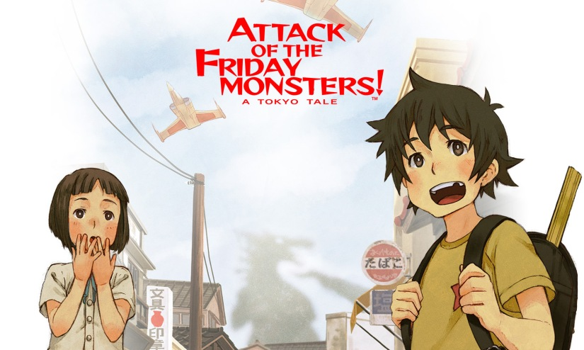 On Monsters, Heroes, and Childhood: Attack of the Friday Monsters!