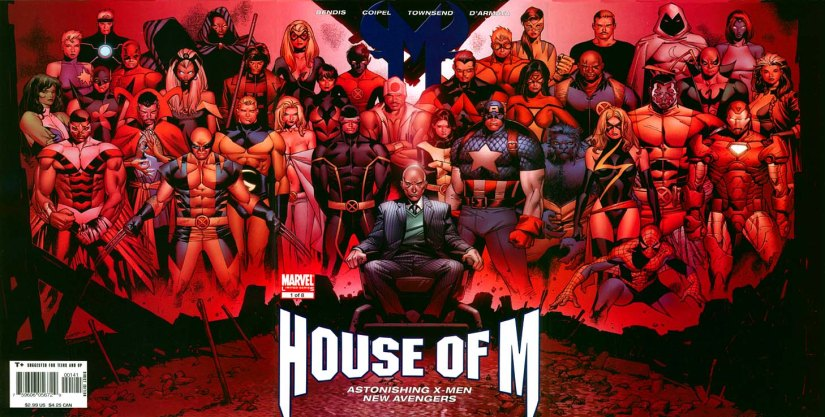 MARVEL STORY ARCS: House ofM