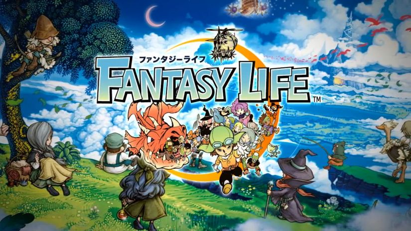 Choose Your Path: Fantasy Life