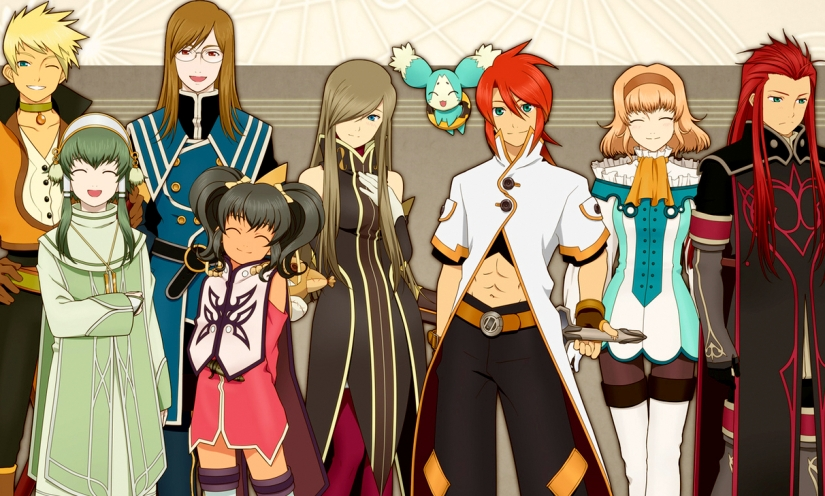 Image result for tales of the abyss