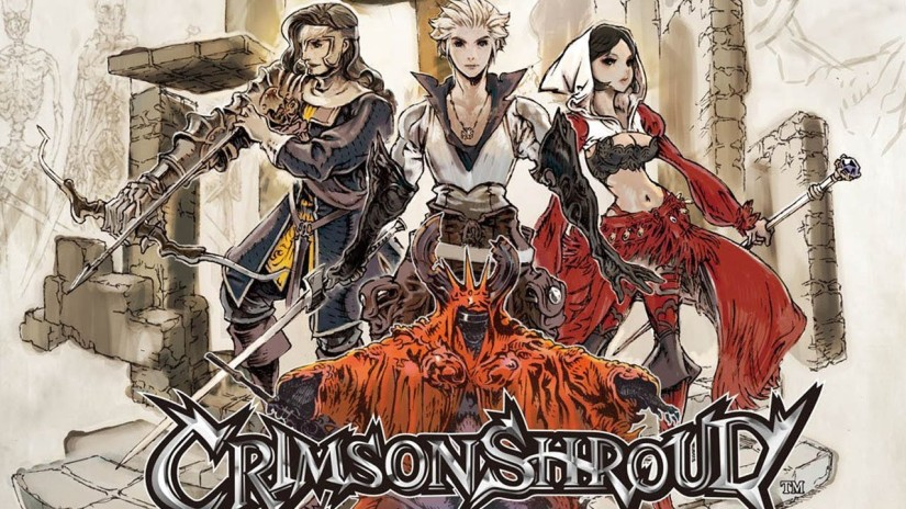 Roll the Dice: Crimson Shroud